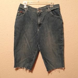 Lee Cut off Jeans
